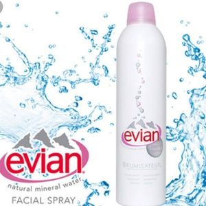 Other - 💦NEW💦Evian Natural Mineral Water Facial Spray
